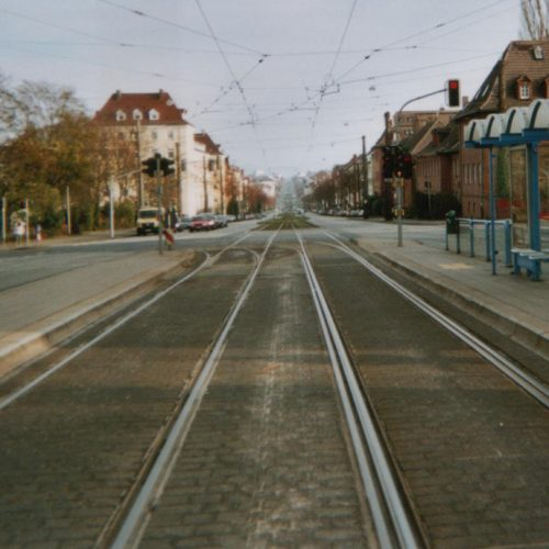 Tramvay-hattı